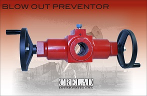 Crelad, Blowout Preventer
